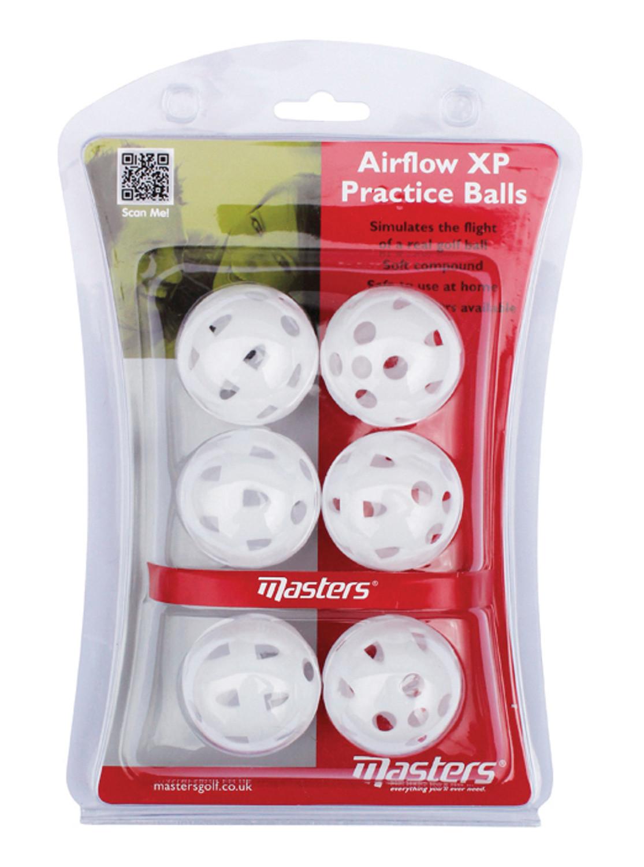 Masters Golf Airflow XP Practise Balls - Luftbälle