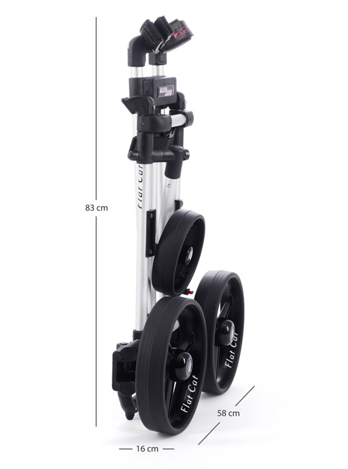Flat Cat electric Trolley
