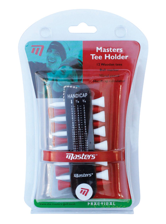 Masters Golf Tee Holder