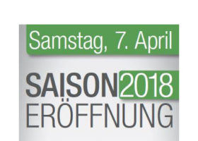 GROSSE GOLFPARTNER SAISONERÖFFNUNG AM 07. APRIL 2018